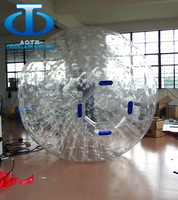 Competitive price free shipment TPU inflatable zorb ball