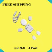 Human computer USB HUB USB extension interface USB line HUB yituo four