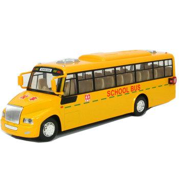 Ultralarge WARRIOR school bus toy cars car model
