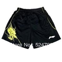 free shipping!2013 Li Ning men's table tennis clothing/badminton game Shorts new 2 colour