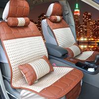 Passat seat cover fox cushions four seasons general car mats summer cushion viscose 10 piece set
