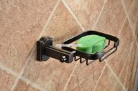 Black classical copper soap network soap Soap Dish (LXP)
