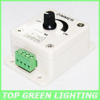 DC12V 24V 8A LED Dimmable Controller 12V Knob Switch LED Light Controller Dimmer for Dimmable LED G4 MR11 MR16 GU5.3 G53 12 Volt