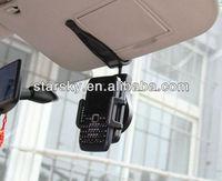 Universal Extendable Car Visor mount holder for mobile phone
