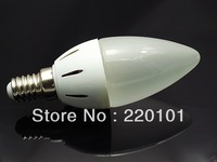 E14 SMD LED Warm White High Power 3W Energy Saving Candle Light Lamp Bulb NEW white red green blue