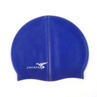 2pcs/lot2013 flexible silicone men's women's adult swim cap swmming bathing BE0016