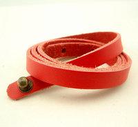 Min order is $15(mix order),fashion new retro women Cow leather wrap bracelet ,men's bangle,39-40,free shipping