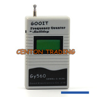Two Way Radio Frequency Counter GY560