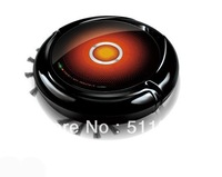 intelligent robot vacuum cleaner with Anti-collision system vacuum cleaner  (free shipping)