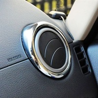 Customers sx4 air conditioning refires outlet decoration cover chrome decoration circusy