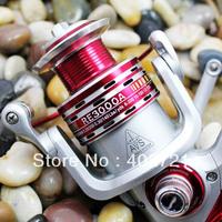 Free Shipping!! 1pc Fishing Spinning Reel RE2000A 5BB Ball Bearing For Fresh water ( Standard ) Fishing High Speed 5.2:1