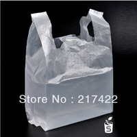 Disposable Plastic Thick Packing Bags Food and Take Away bags