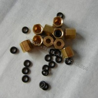 Quick Delivery!! Damper copper connector for inkjet printer