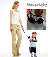 2014 Rushed First Walker Mochila Coleira Infantil Bolsa Kid Keeper Baby Safety Harness Toddler Reins Backpack Straps Carrier