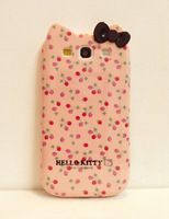 Tpu soft case strawberry  for SAMSUNG   s3 phone case i9300 i9308 phone case phone case mobile phone case