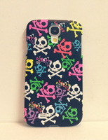 Cartoon  for SAMSUNG   s4 scrub skull phone case i9500 9508 phone case phone case mobile phone case