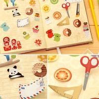 Korea stationery Wholesale fresh mini cartoon sticky memo pad notepad sticky notes decoration stickers notes