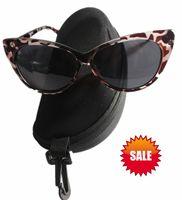 Free New Designer Women Ladies Sunglasses Retro Fashion Cat Eye Sunglasses 3 Colors drop Shipping SG008