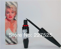 Wholesale and retail free shipping new makeup liquid eyeliner black 8G (24 pcs)
