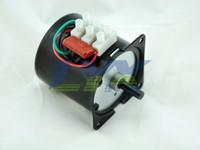 220v 100rpm 60KTYZ permanent magnet synchronous motor ac gear motor mahjong machine machinery