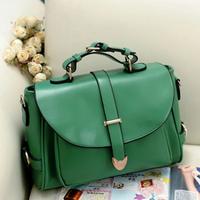 women's fashion vintage bag women ladies one shoulder cross-body messeger bag preppy style handbags