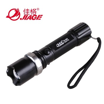 Yd-902 aluminum alloy glare flashlight multifunctional led charge flashlight outdoor household flashlight