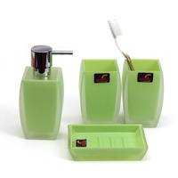 Spirella acrylic bathroom ark dental piece set shukoubei cup brush set