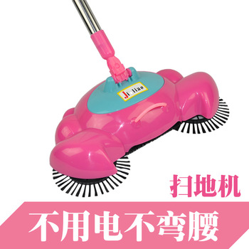 Free shipping Electric sweeper floor cleaner push sweeper robot besmirchers