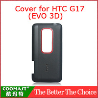1PCS 100% Original PC Cover for HTC G17 (EVO 3D) New Advance Arrivel mobile phone Dirt-resistant case