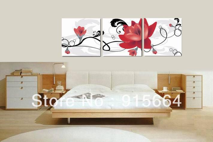 Online kopen wholesale mooie slaapkamer decor uit china mooie slaapkamer decor groothandel - Volwassen kamer schilderij idee ...