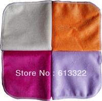 100 % Organic Bamboo Baby Brups Cloths Antibacterial Baby Towel