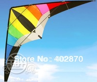 New 2.2m  Dual lines Stunt kite/with flying lines&wristrap/RTF