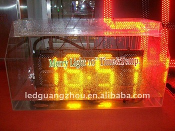Product LED Counters is red Free Shipping