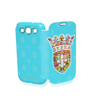cheap sale samsung pu case Freeshipping samsung Galaxy SIII case wholesale