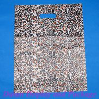 Wholesale 100 High Quality LDPE Plastic Retail Gift Shopping Bag 35X45cm