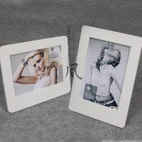 Magnetic photo frame photo frame imitation crystal acrylic birthday gift magnetic photo frame