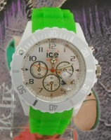 Ice-watch-classic jelly watches odm watch lovers belt calendar quartz watches