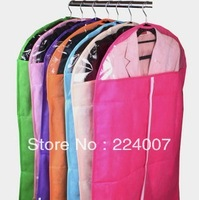 Min.order $15 wholesle Dress Clothes Garment Suit Cover Bag Dustproof Jacket Skirt Storage Protector