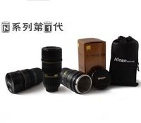 Freeshipping  Wholesale 60pcs/lot Camera lens mug cup coffee Mug (NICAN) logo the 1th generation