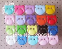 NB060 fashion buttons Mixed 300pcs 13.5mm cartoon button for children garment