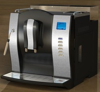 Merol me708 fully-automatic coffee machines for espresso home commercial
