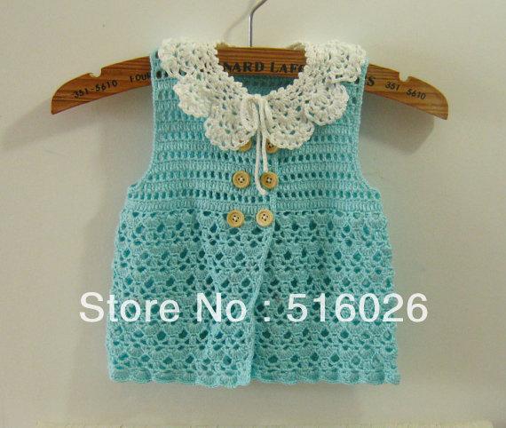 vestidos de niña a crochet patrones Se envía en 17 días Venta