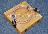 Acrolink AP-C Hiend OCC power cord with Carbon Fiber US power plug 1.8M
