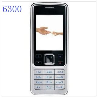 6300 Unlocked Original N& 6300 Cell phone brand Bluetoth Email FM Radio Mp3 player