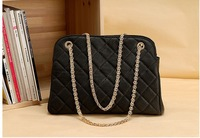 Women's handbag 2013 one shoulder vintage women's cross-body bag chain backpack