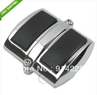 CHROME BRAKE PEDAL PAD COVER For Honda Shadow ACE Aero Spirit 600 750 1100 Magna/freeshipping