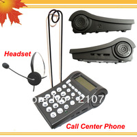 DHL Free shipping free call center phone headset