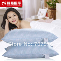 Bedding products man's / women's Single Pillow pillow high-elastic super soft pillow 45x70cm