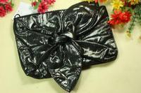 Fashion women's bags big bow bling day clutch banquet bag fashion trend of the wrist length bag