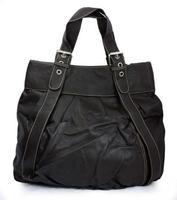 Fashion women's bags street fashion classic sewing thread buckle shoulder bag star handbag